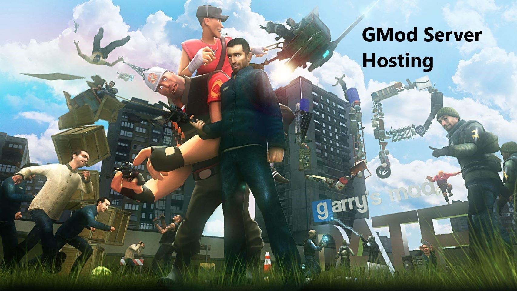 Gmod Server Hosting